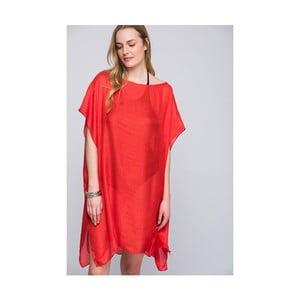 Červená dámska tunika NW Beata