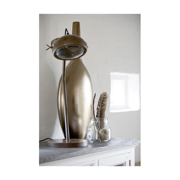 Stolová lampa Old Light Varnished