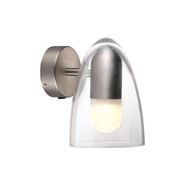 Nástenné svetlo Nordlux IP S7, leštená oceľ