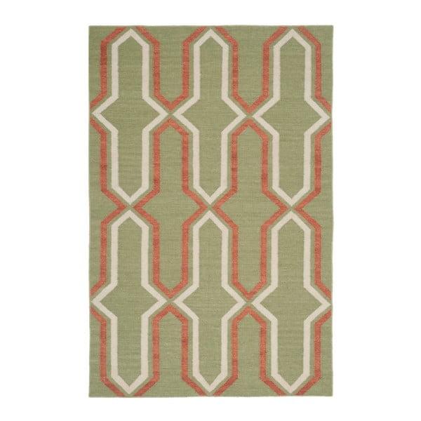 Vlnený koberec Safavieh Nelli, 121x182cm