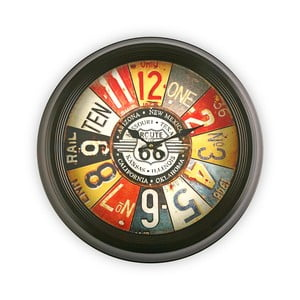 Nástenné hodiny Reloj