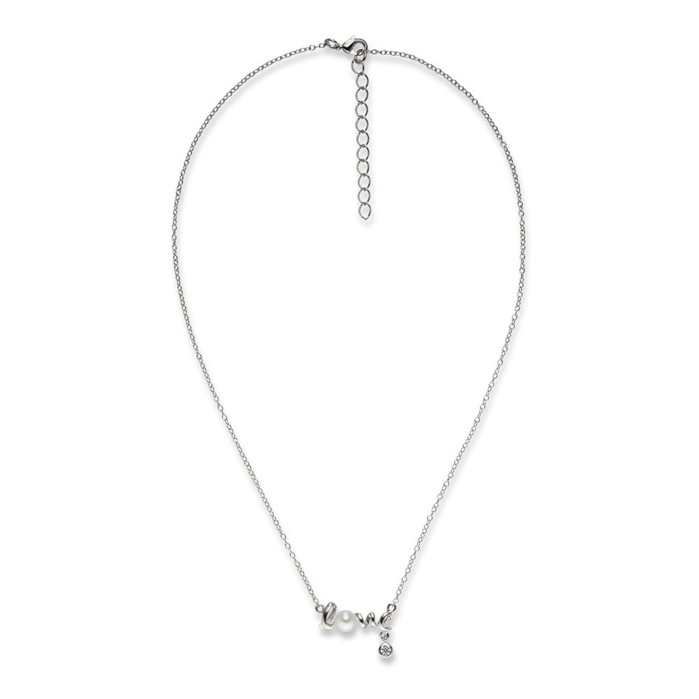 Náhrdelník s perlovým príveskom Pearls of London Love bd4337b7b0d