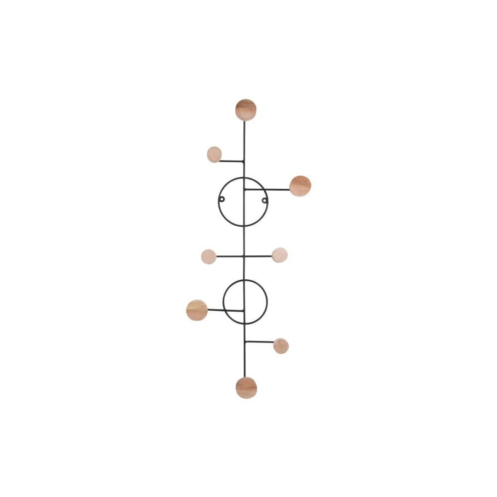 Nástenný vešiak PT LIVING Universe, šírka 80 cm