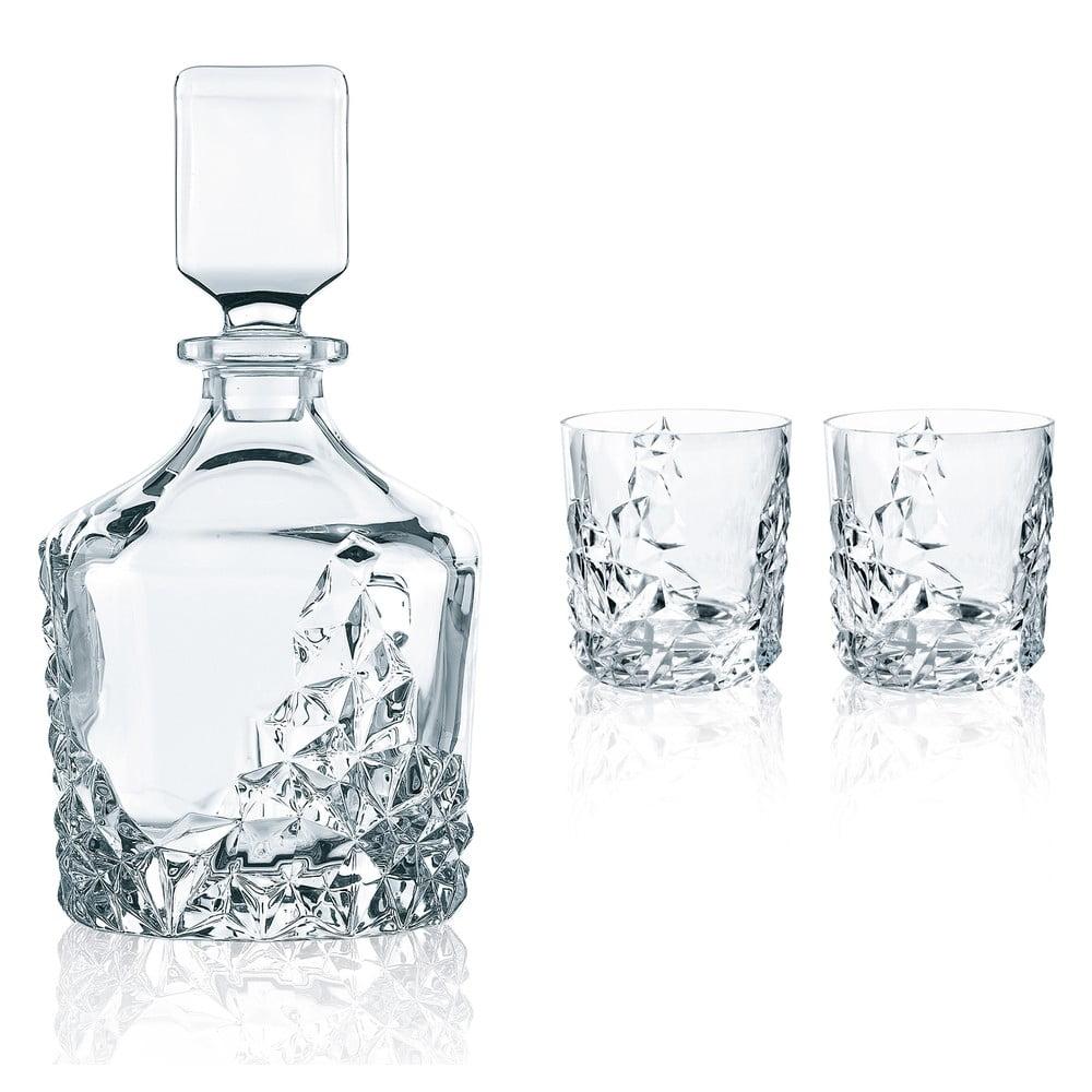 Set na whisky z krištáľového skla Nachtmann Shu Fa Whisky Set