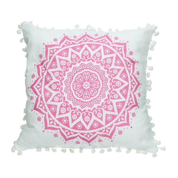 Obliečka na vankúš Fabric Pink, 40x40 cm