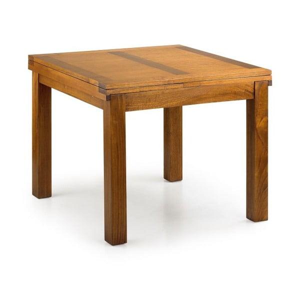 Rozkladací jedálenský stôl z dreva mindi Moycor Star