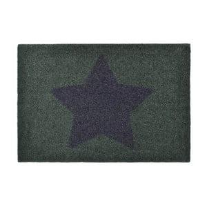 Rohožka Design Star Dark, 50x70 cm