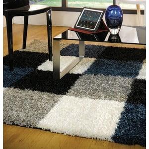 Modro-sivý koberec Flair Rugs Andes Blue/Grey, 160x230cm