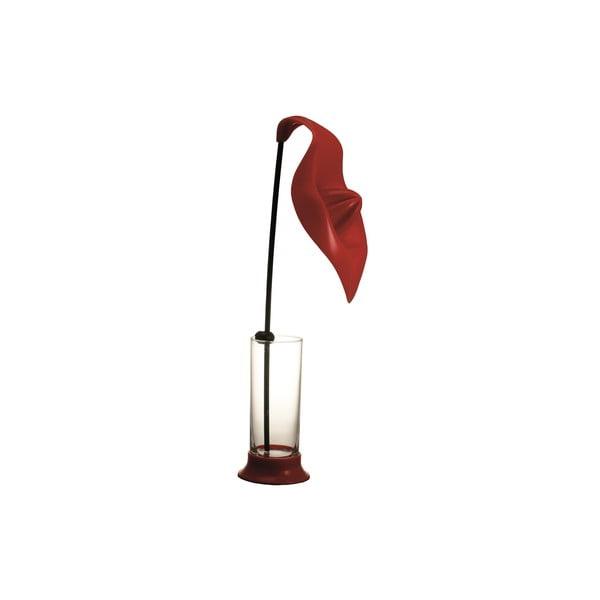 Odšťavovač s pohárom Anthurium Red