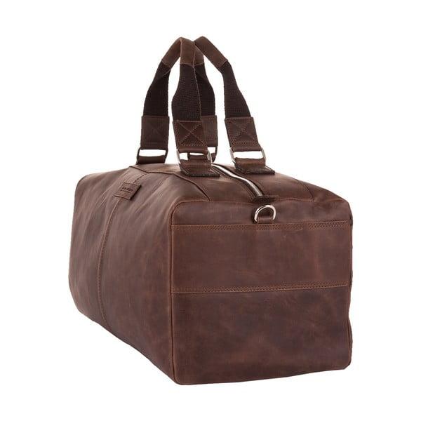 Pánska cestovná taška Vintage Brown