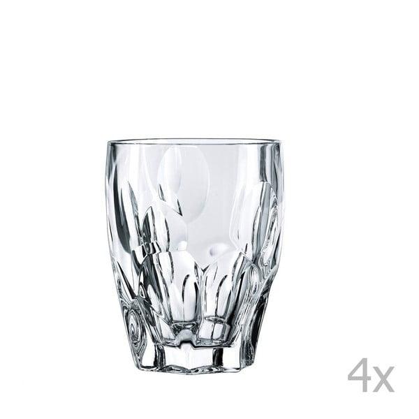 Sada 4 pohárov na whisky Nachtmann Sphere