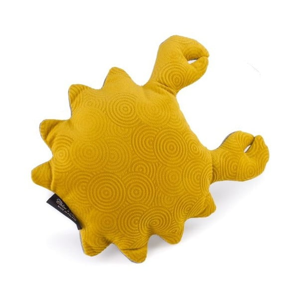 Hračka Crab Yellow M