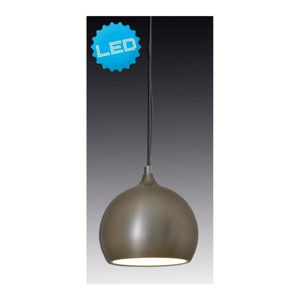 Stropné svetlo Naeve Pendell Globe Grey