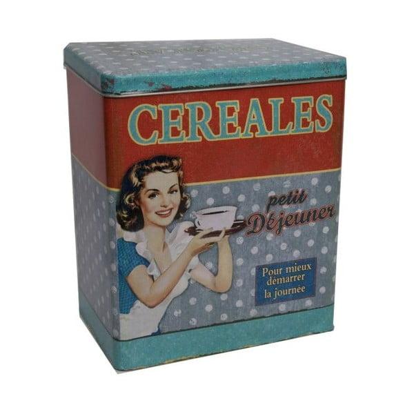 Krabica Cereales