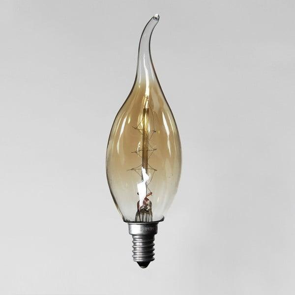 Žiarovka Edison 7, CA35 E14 40W