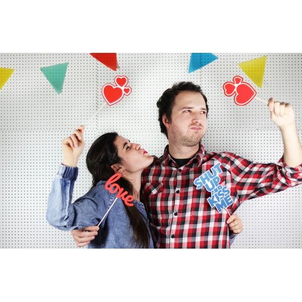 Doplnky na párty Love Booth