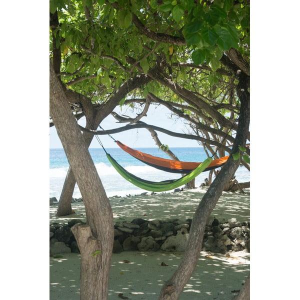 Cestovný závesný vak pre jedného Colibri, zelený