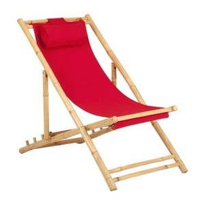 Červené ležadlo Butlers Bondi Beach
