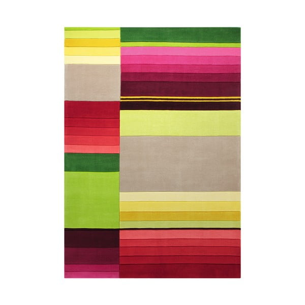 Koberec Esprit Block Pattern, 120x180 cm