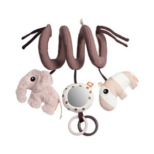 Ružová aktívna hracia špirála Done by Deer Elephant