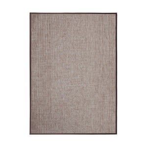 Hnedý koberec Universal Simply vhodný i do exteriéru, 150 x 100 cm