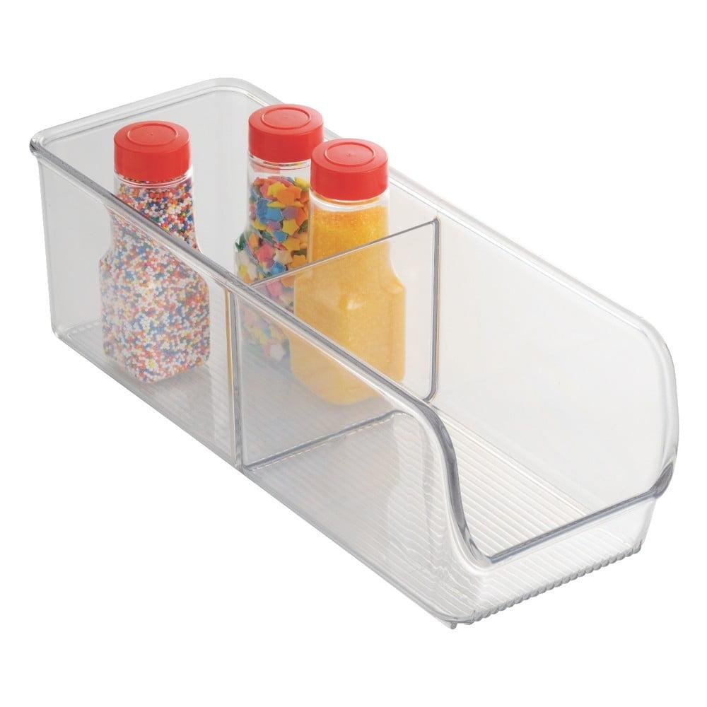 Úložný systém do chladničky InterDesign Fridge, 28 × 10 cm