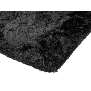 Shaggy koberec Plush Black, 120x170 cm