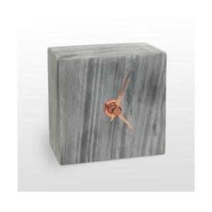 Mramorové hodiny Rock Clock