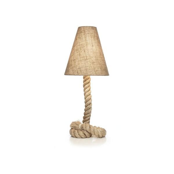 Stolová lampa Artesania Esteban Ferrer Rope Marine
