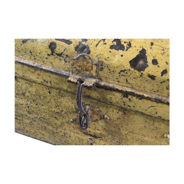 Kufor Orient 40x69 cm, žltý