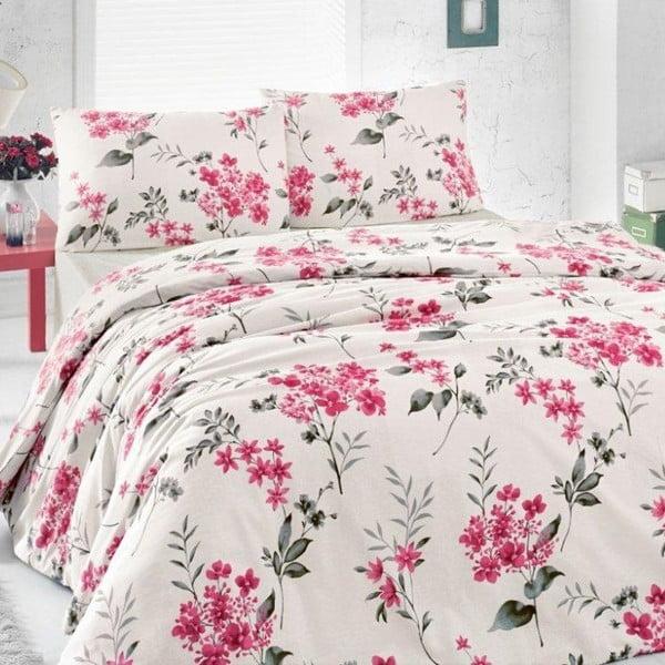 Obliečky Pink Fiorent, 200x220 cm