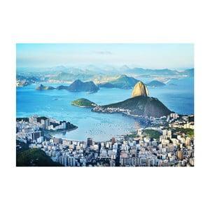 Veľkoformátová tapeta  Rio de Janeiro, 366x254 cm