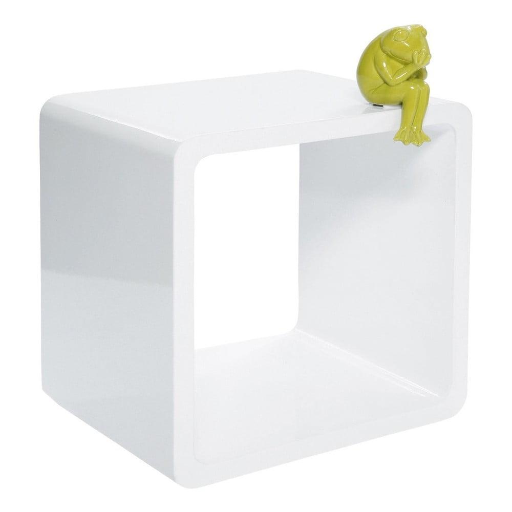 biely policov diel kare design cube bonami. Black Bedroom Furniture Sets. Home Design Ideas