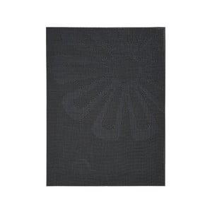 Čierne prestieranie Zone Daisy, 30 × 40 cm
