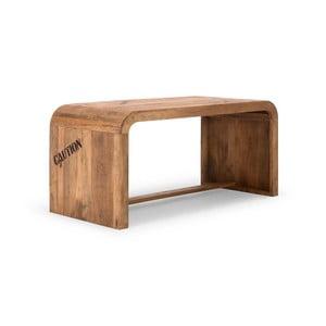 Pracovný stôl z mangového dreva SOB Yorkshire