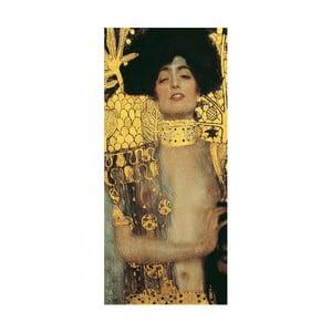 Obraz Gustav Klimt - Judith, 70x30 cm