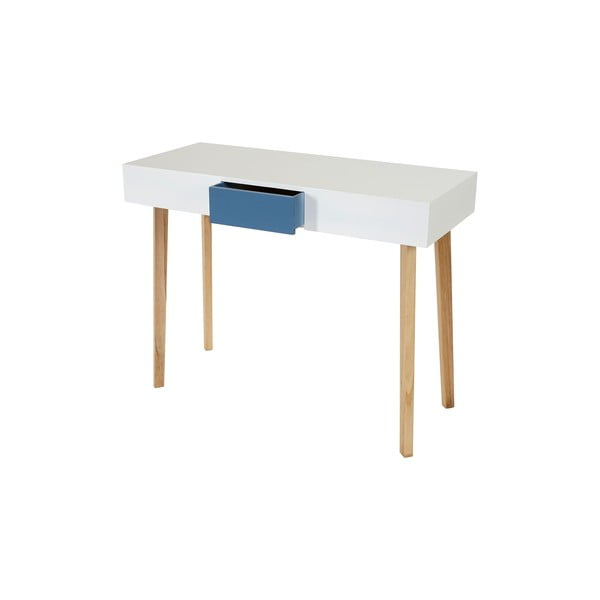 Konzolový stolík Vaasa Cabinet Blue