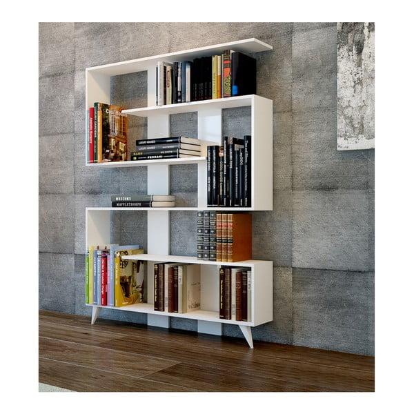 Biela knižnica Rain