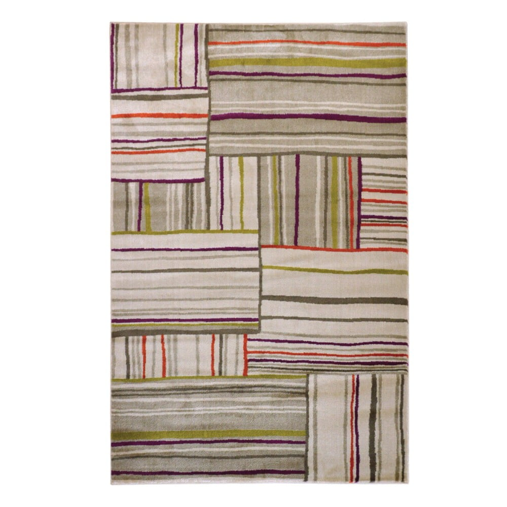 Béžový koberec Webtappeti Richie, 120 x 160 cm