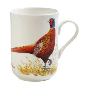 Hrnček z kostného porcelánu Maxwell & Williams Birds Pheasant, 330 ml