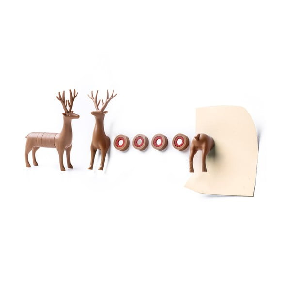 Sada magnetov Qualy My Deer Magnetic