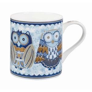 Sada 2 ks hrnčekov Blue Owls, 340 ml