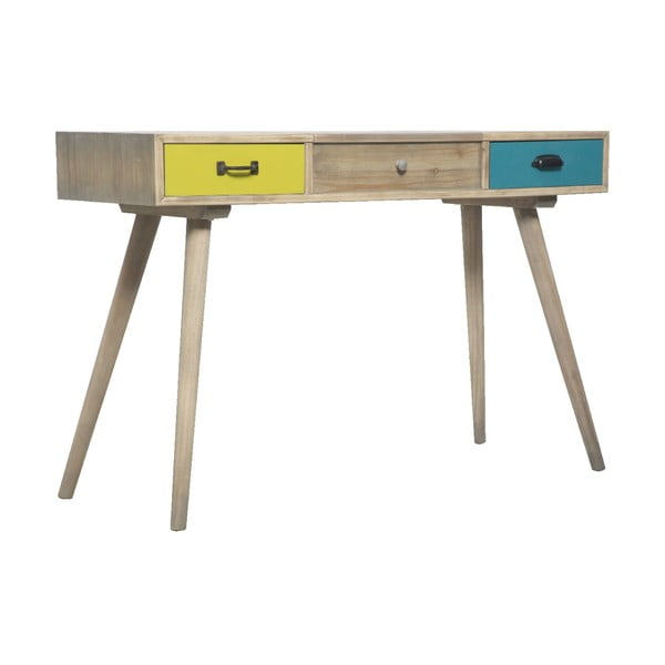 Konzolový stôl Mauro Ferretti Ibiza Specchio
