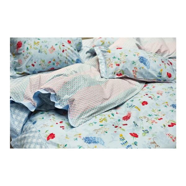 Modré obliečky Pip Studio Hummingbirds, 140x220cm
