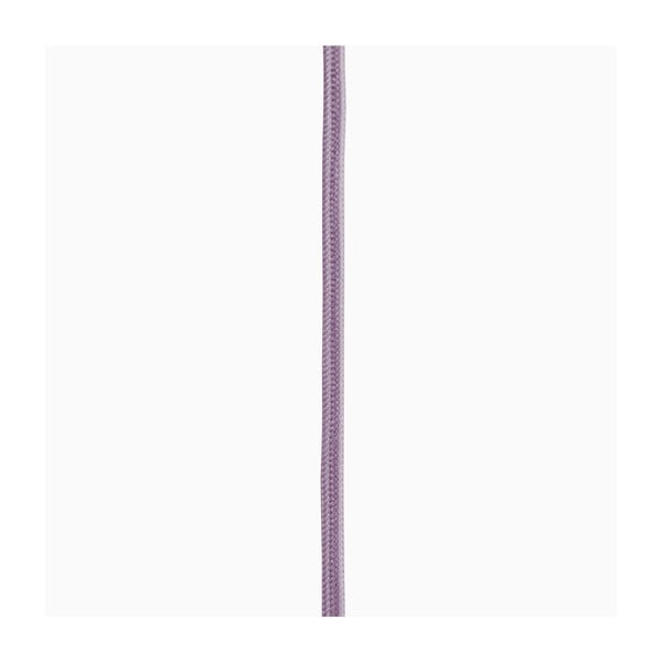 Závesný kábel Uno, fialový/čierny