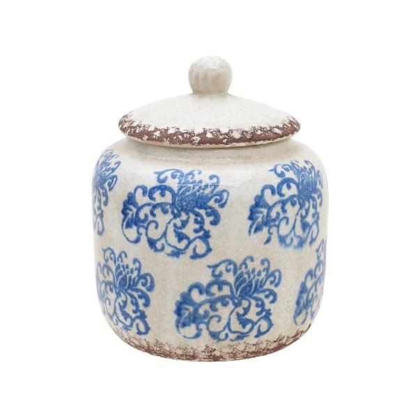 Keramická váza InArt Flowers, veľká