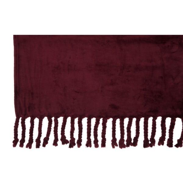 Vínová prikrývka Aubergine