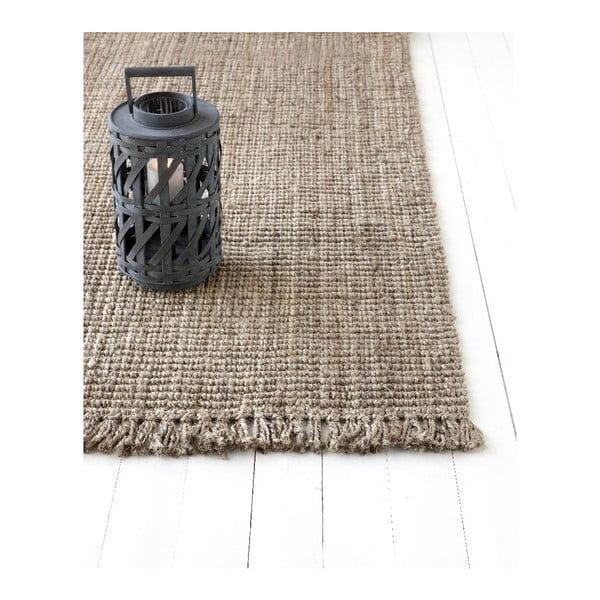 Jutový koberec Linie Design Surface Natural,160x230cm
