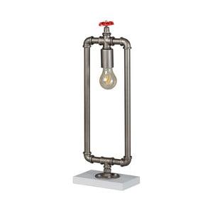 Kovová stolová lampa ETH Fire Hose Dropy