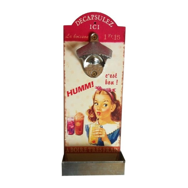 Nástenný otvárač na fľaše A Boire Tres Frais